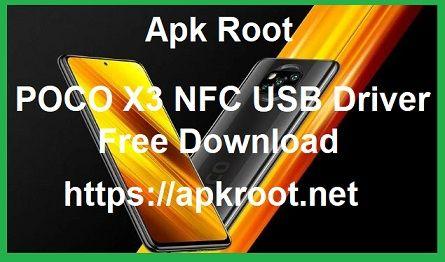 Poco X3 NFC USB Driver Logo-compressed