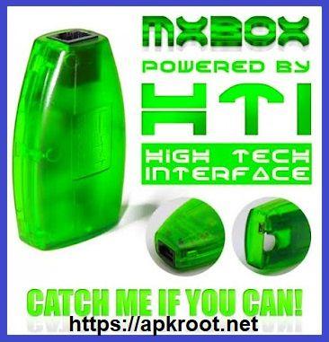 MxKey Box Crack Setup Logo