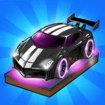 Battle Car Tycoon Idle Merge games mod