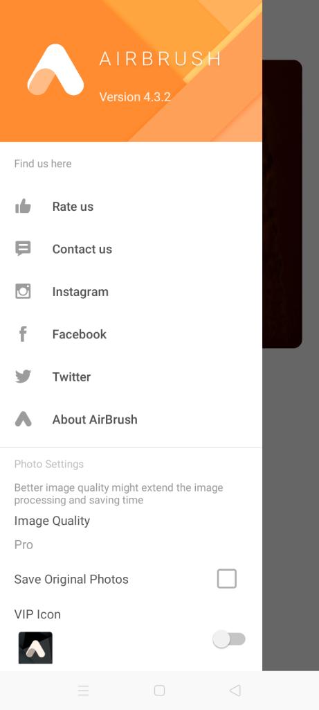Screenshot of Airbrush Pro Apk