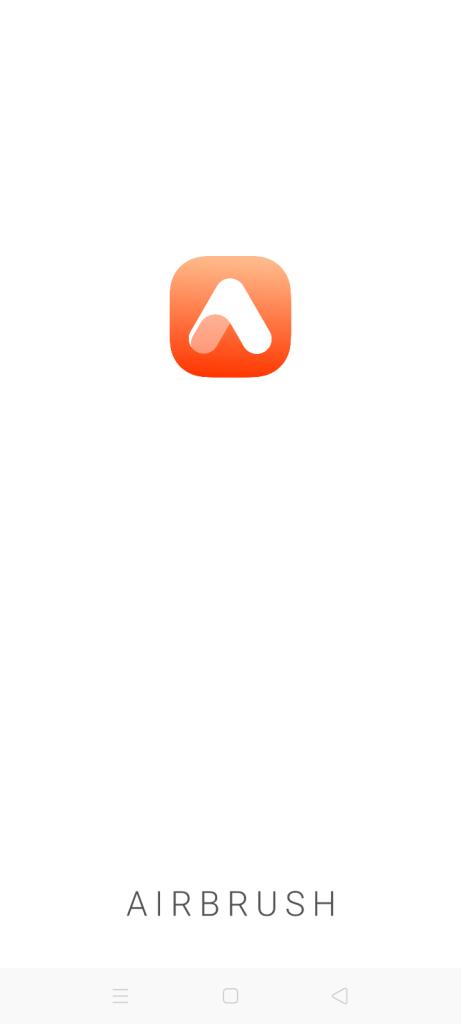 Screenshot of Airbrush Pro