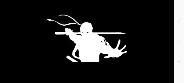 Screenshot of Ninja Moba Mod