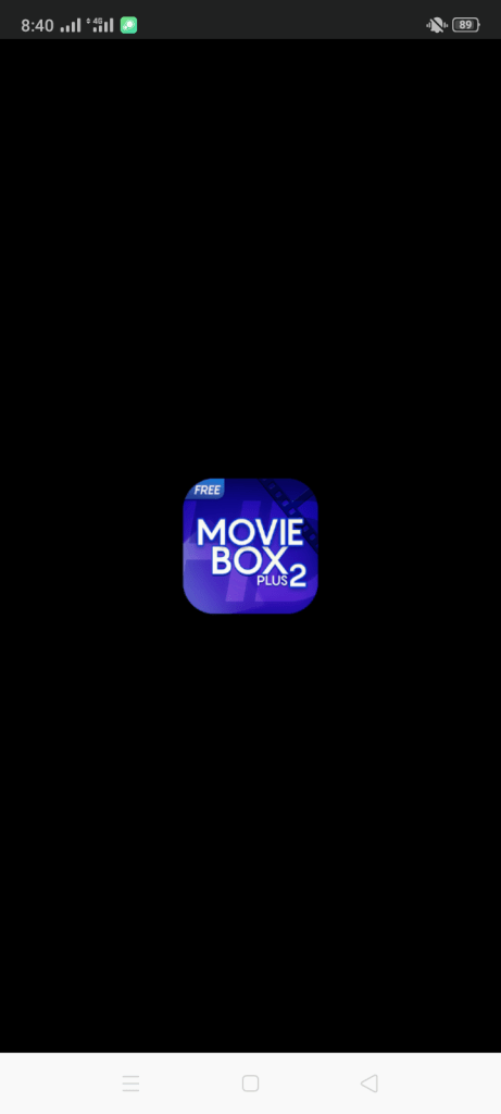 Screenshot of Movie Box Plus