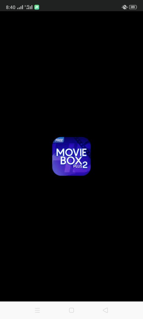 Screenshot of Movie Box Plus