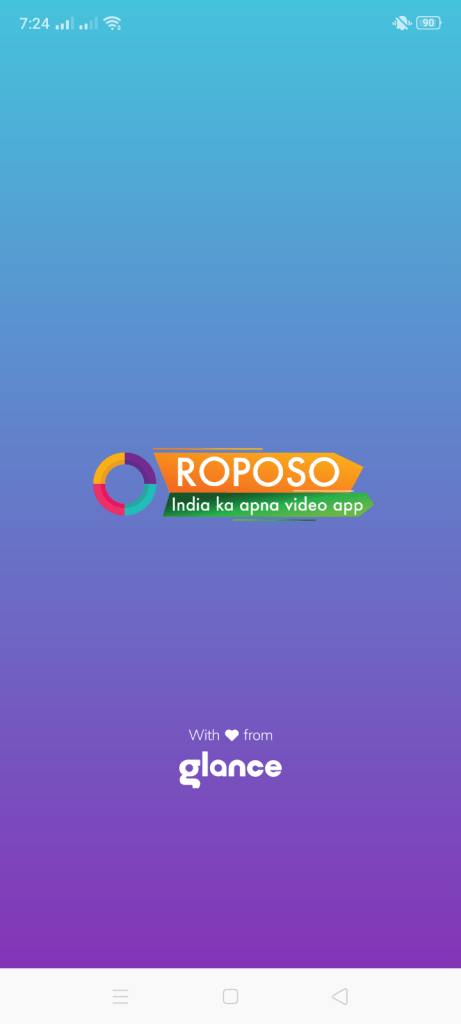Screenshot-of-Roposo-App-Download-In-Jio-Phone