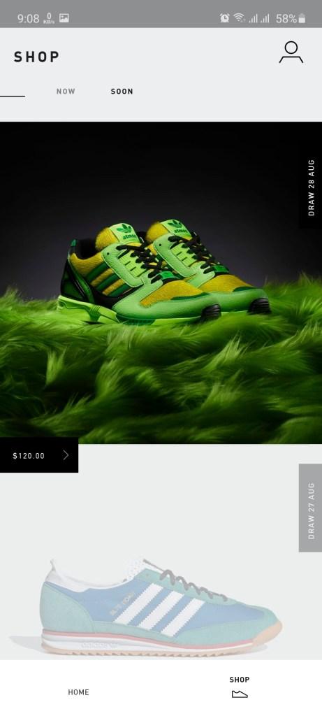Screenshot-of-What-is-Adidas-Confirmed-App