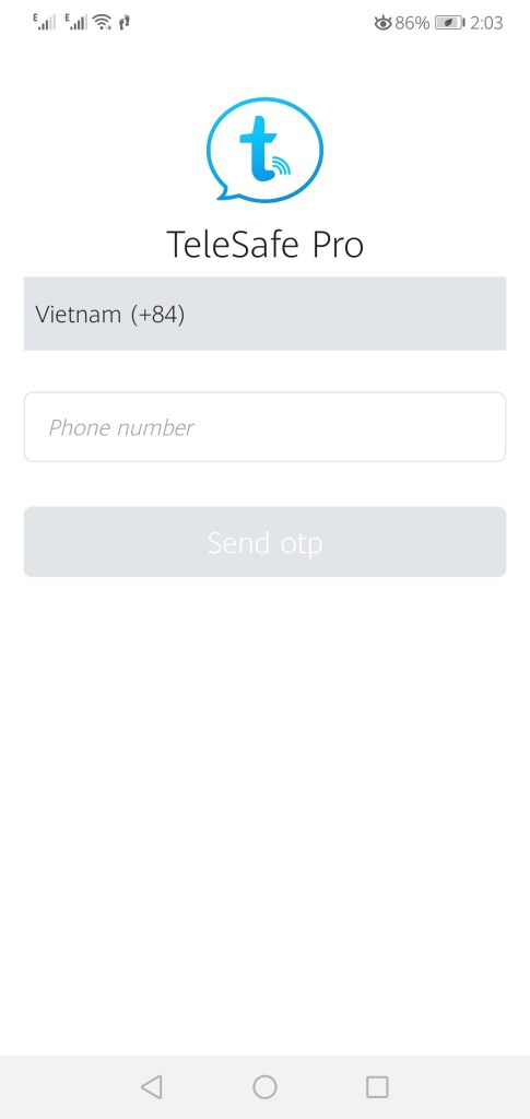 Screenshot-of-TeleSafe-App