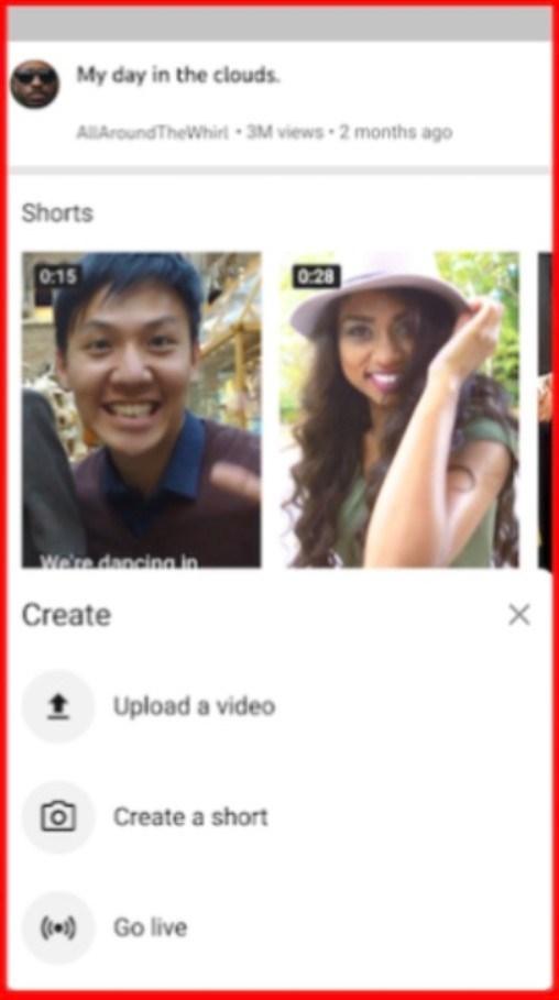 Screenshot-of-YouTube-Shorts-Beta