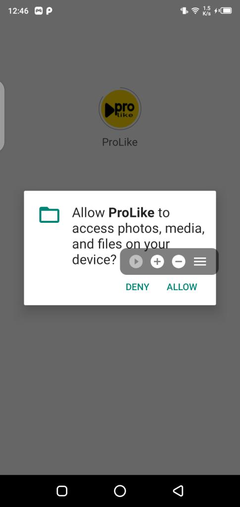 Screenshot-of-ProLike-Apk-1