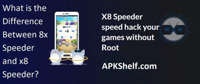 Screenshot of 8x Speeder