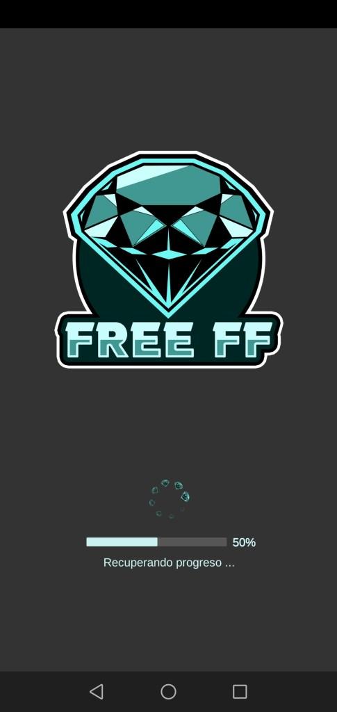 Screenshot of FF Diamantes