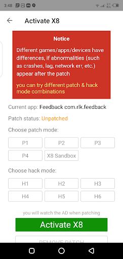 Screenshot of x8 Speeder Old VersionScreenshot of x8 Speeder Old Version