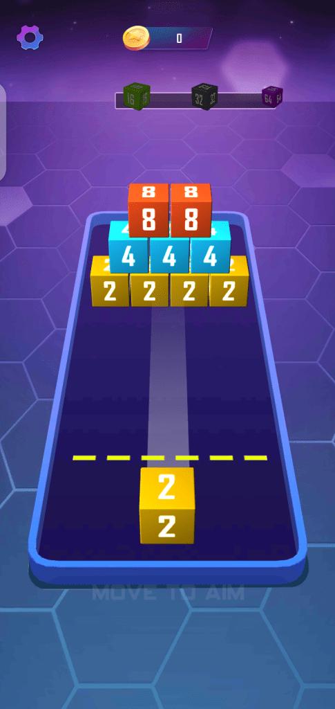 Screenshot-of-2048-Cube-Winner