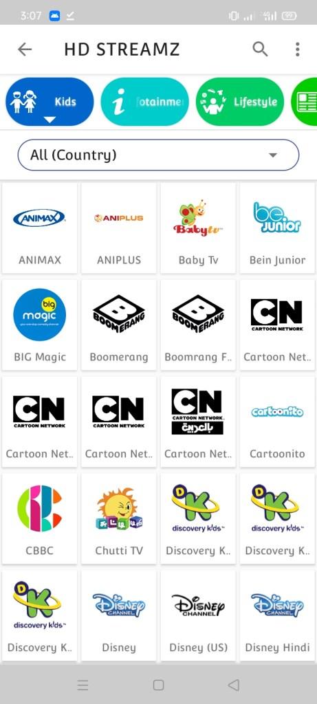 Screenshot-of-HD-Streamz-App