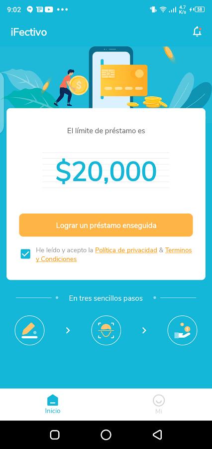 Screenshot-of-iFectivo-Apk