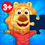 Puzzle Kids – Animals Shapes and Jigsaw Puzzles 1.3.8 APK MOD Unlimited Money