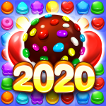 Sweet Candy Mania – Free Match 3 Puzzle Game 1.4.7 APK MOD Unlimited Money