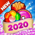 Fast Food 2020 New Match 3 Free Games Without Wifi 2.0.8 APK MOD Unlimited Money