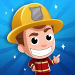 Idle Firefighter Tycoon – Fire Emergency Manager 0.14 APK MOD Unlimited Money