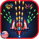 Falcon Squad Galaxy Attack – Free shooting games 62.1 APK MOD Unlimited Money