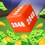 Lucky Cube – Merge and Win Free Reward 1.3.0 APK MOD Unlimited Money