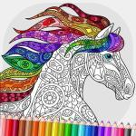 Relaxing Adult Coloring Book 2.9 APK MOD Unlimited Money