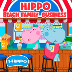 Baby Beach Cafe Cooking 1.3.1 APK MOD Unlimited Money