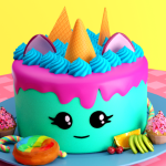 Cake maker – Unicorn Cooking Games for Girls 1 APK MOD Unlimited Money