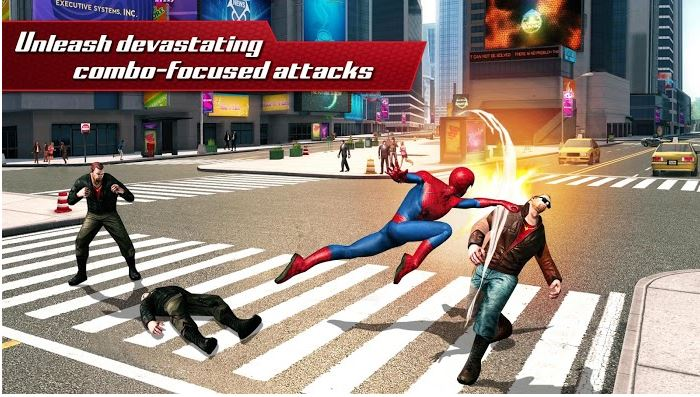 The Amazing Spider Man 2 Mod APK