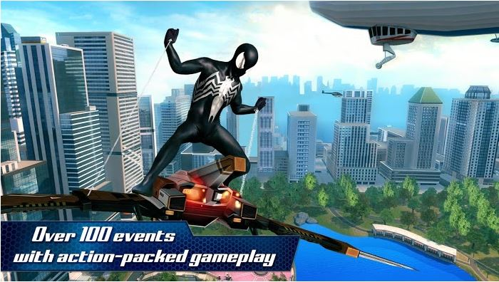 The Amazing Spider Man 2 Hack