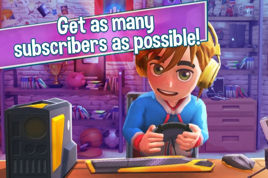 Youtubers Life Gaming Channel APK