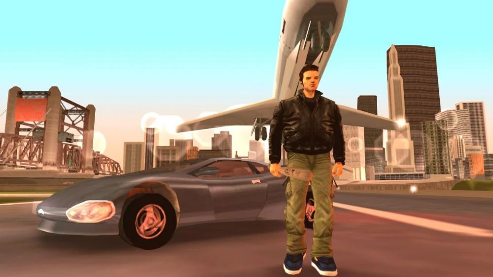 Grand Theft Auto 3 Mod APK