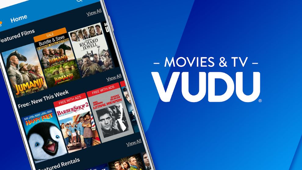 VUDU Movies and TV v7.0.3.r008.158697730 for Android