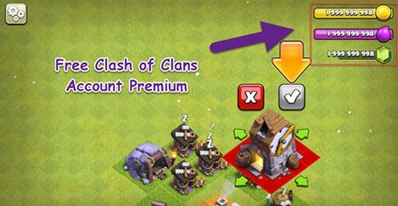 Clash of Clans Account Username