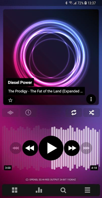 Poweramp Music Player Mod APK