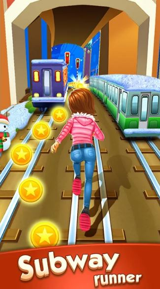 Subway Princess Runner Mod