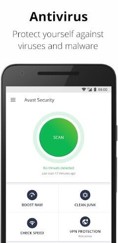 avast pro apk download
