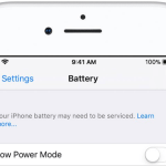 ways to check your iPhone battery health status