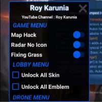 Roy Karunia Mod Menu
