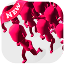 Crowd City Mod Apk v1.3.0 ( Unlimted Time and rank,Unlock Skins)