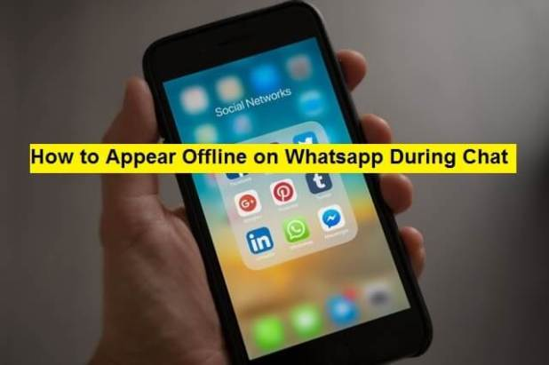 How to Appear Offline on Whatsapp During Chat