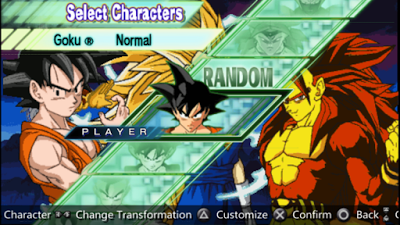 Game Dragon Ball Super Ppsspp | Games World