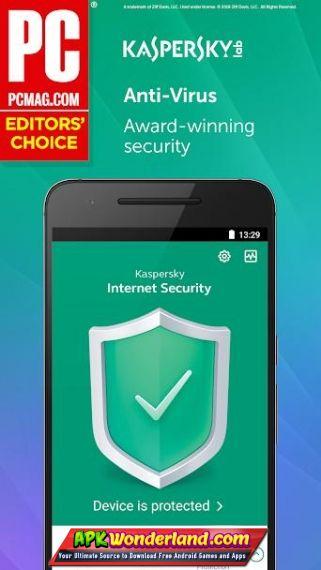 Mobile Security Kaspersky Apk
