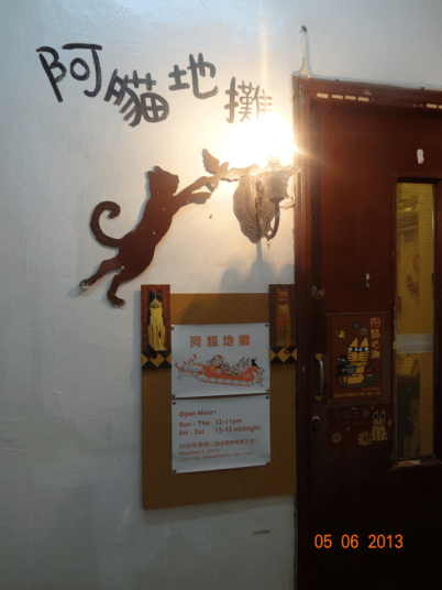 Cat Cafe!!!