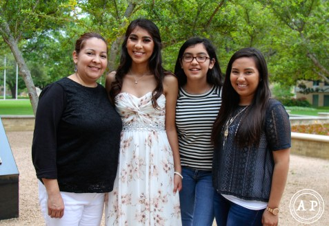 Karla and her beautiful family