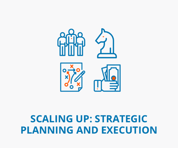 Scaling Up: Strategic Planning and Execution