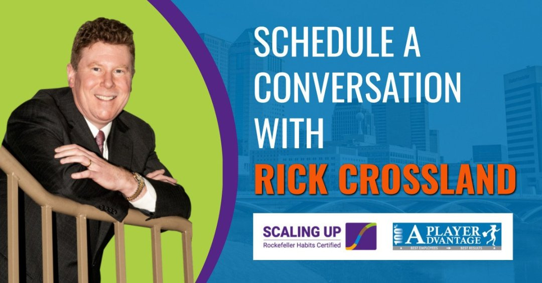 Image of Scaling Up certified coach Rick Crossland