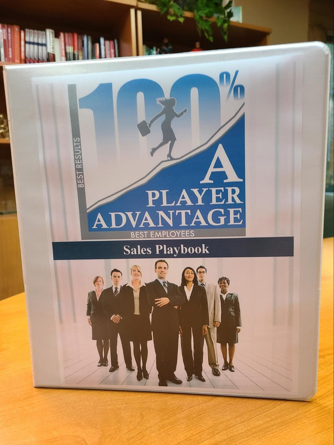 A Player Advantage Sales Playbook