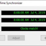 s atomic time synchronizer