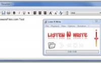 s listen n write